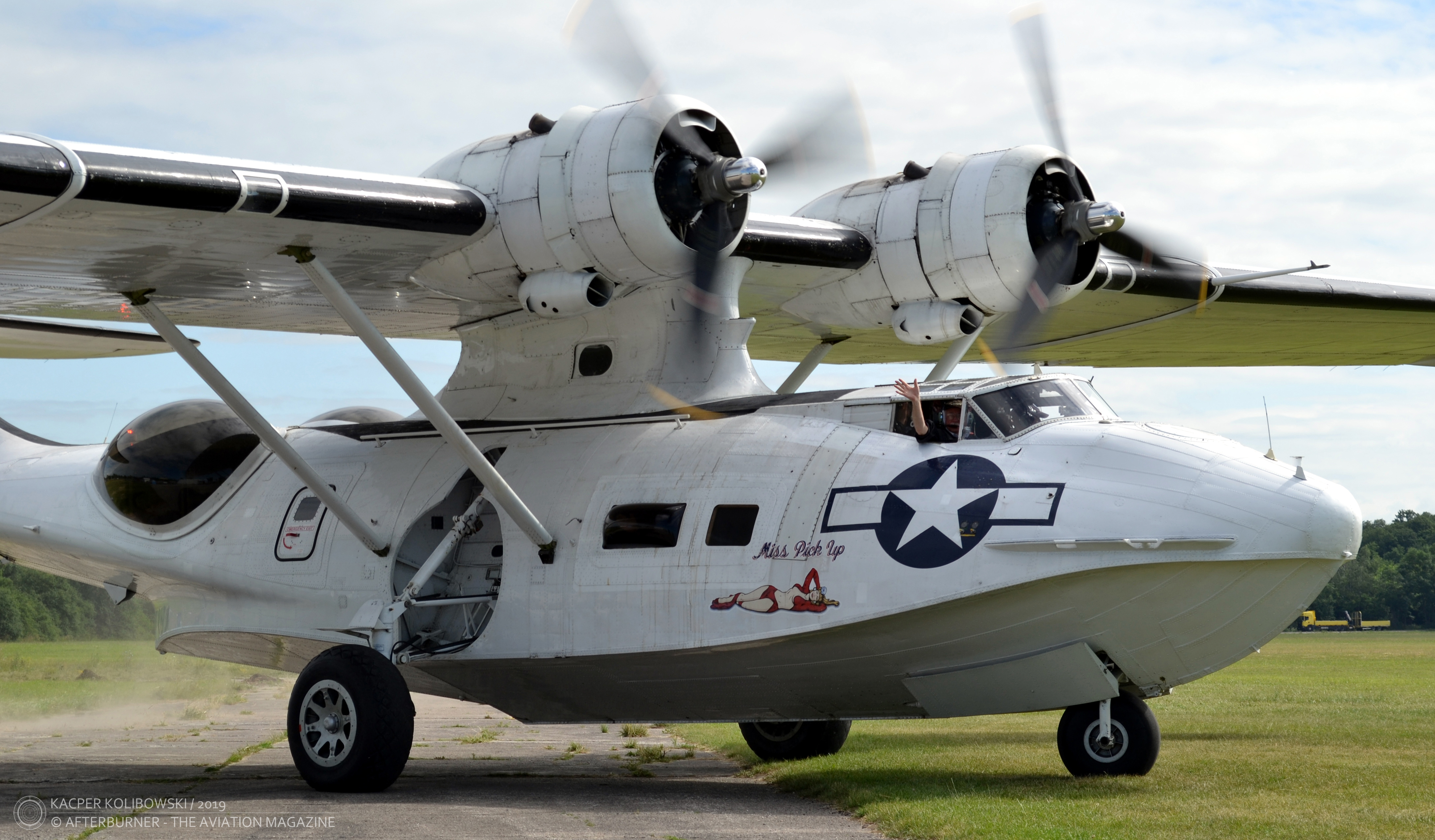 Pby 5a Catalina Miss Pick Up